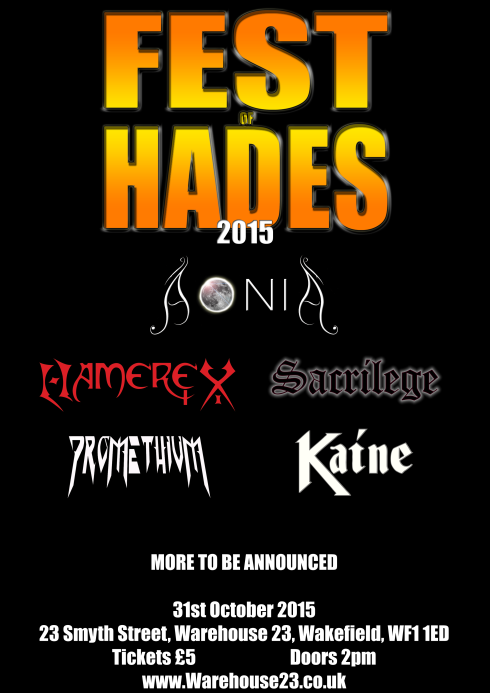 Fest of Hades 2015